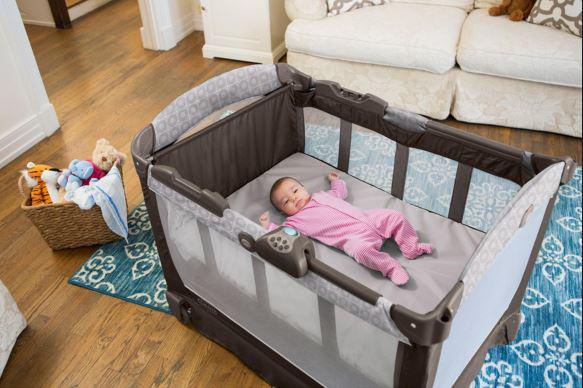 Top 5 Pack N Play Playards For Sleeping