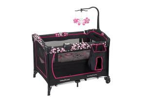 a nice playard for a baby