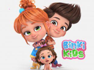 Binki kids show