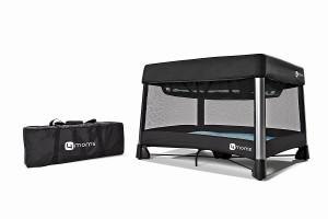 a Breeze playard with the travel case