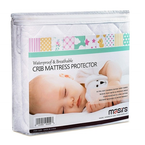 mattress pad for pack n play