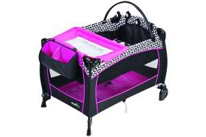 the best travel playard for girls