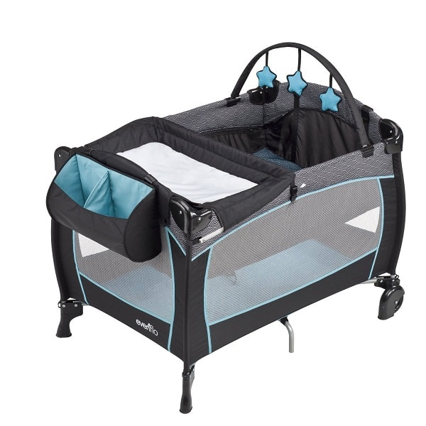 Evenflo pack and play for sleeping
