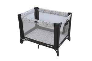 a very comfortable playard for traveling
