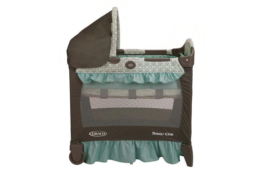 a nice travel playard from Graco