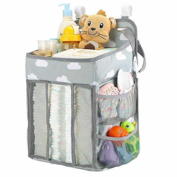 pack n play diaper organizer
