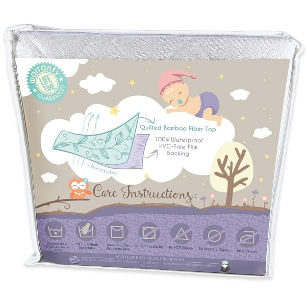 pack and play mattress pad